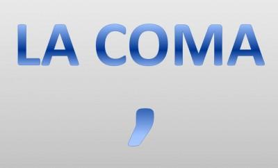 Uso de la coma en Ingles